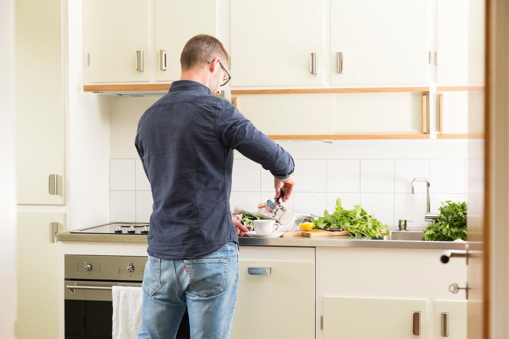 Platsbyggda kök - Norra Klockspelsvägen serie