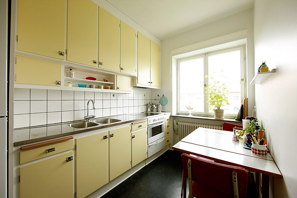 Platsbyggda kök - Rådmansgatan serie