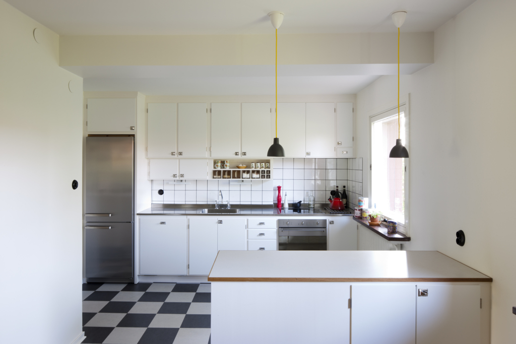 Platsbyggda kök - Klockspelsvägen serie