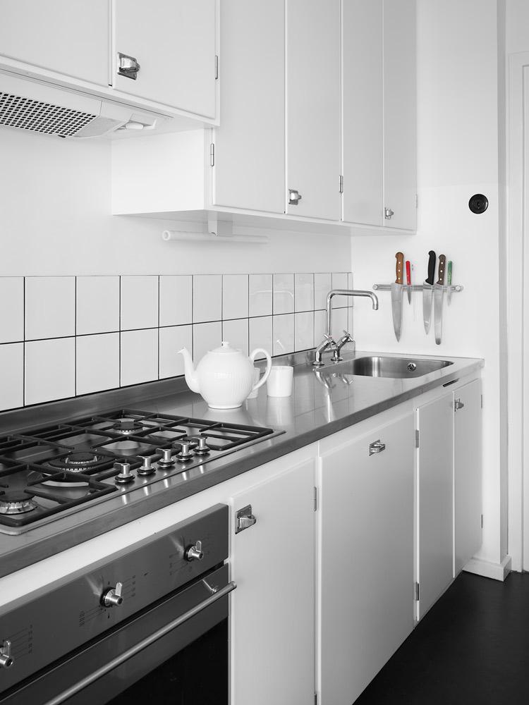 Platsbyggda kök - Nytorgsgatan serie